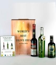 Caja Regalo Gourmet - 3 Mejores del Mundo 2018