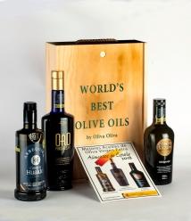 Gourmet Geschenk Box - 3 Besten aus Spanien 2018