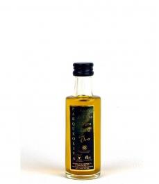 Parqueoliva Serie Oro de 40 ml - Miniatura vidrio 40 ml.