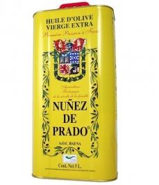 Nuñez de Prado - Bidon métal 5 l.