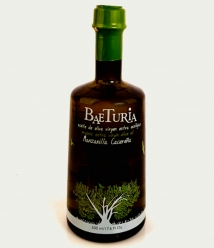 Baeturia Manzanilla Cacereña de 500 ml - Botella vidrio 500 ml.
