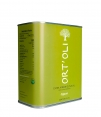 huile d'olive oliva ort'oli boîte 2l