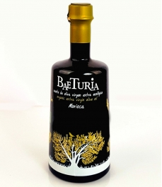 olive oil Baeturia Morisca glass bottle 500ml