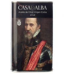 Casa de Alba Duque Tiziano - Bidon métal 500 ml.