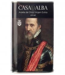 Casa de Alba Duque Tiziano - Blechdose 500 ml.
