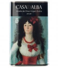 Casa de Alba Duquesa Goya - Bidon métal 500 ml.