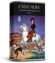 Casa de Alba Duquesa Zuloaga - Tin 500 ml.