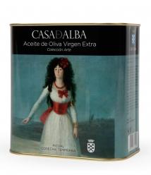 Casa De Alba Aove Colección Arte La Duquesa De Goya de 2,5l - Lata 2.5 l.