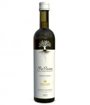 aceite de oliva mis raíces botella de vidrio de 500ml