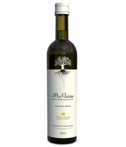 olive oil mis raíces glass bottle 500ml