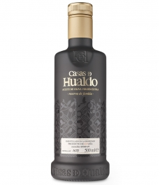 olive oil casas de hualdo reserva de familia glass bottle 500 ml