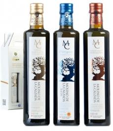 Molino de la Calzada - Geschenketui 3 Flaschen 500 ml.