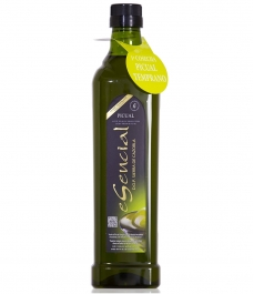 Esencial extra virgin olive oil picual bottle pet 1l