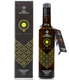 Oro del Desierto Limited Edition Origin 500 ml - Glass bottle 500 ml.