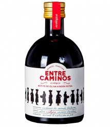 Entre caminos eco friendly early harvest 500ml- 500ml glass bottle