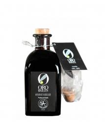 Oro Bailén Reserva Familiar Picual - Square glass bottle 250 ml.
