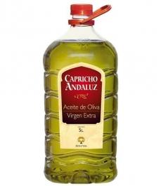 Capricho Andaluz de 5 l - garrafa pet 5 l.