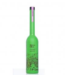 Sierra Oliva Hojiblanca de 500 ml - botella vidrio 500 ml.