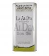 bidon de 5 litres d'huile d'olive du village de don gil