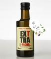 Exttra Picual Cosecha Temprana Botella Personalizada de 250 ml para eventos