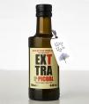 Exttra Picual Early Harvest Bouteille personnalisée de 250 ml pour les événements