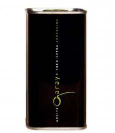 Cortijo Garay Arbequino - Tin 250 ml.