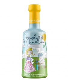 huile d'olive casitas de hualdo bouteille en verre 250 ml