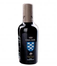olive oil casa de alba reserva familiar glass bottle 250ml