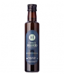 Casas de Hualdo Manzanilla de 250 ml.- Botella Vidrio 250 ml.