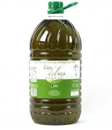 Oro Bailén - Casa del Agua - botella pet 5 l.