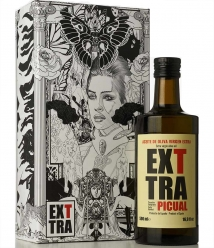 EXTTRA PICUAL + MARVEL GIFT BOX