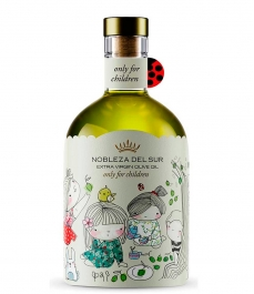 Nobleza del Sur Only for Children de 250ml - Botella vidrio 250ml.