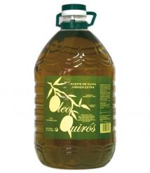 Oleo Quirós Arbequina - garrafa pet 5 l.