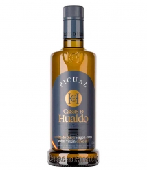 Casas de Hualdo Picual de 500 ml. - Botella Vidrio 500 ml.