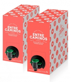 Entre Caminos Backing Box de 3l - Bag in box 3 l.