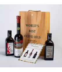 3 Best Ecological Oils in the World 2019 in a Premium gift box - The most rewarded oils to give away