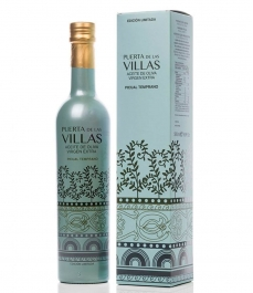 Puerta de las Villas de 500 ml - Glass Bottle 500 ml