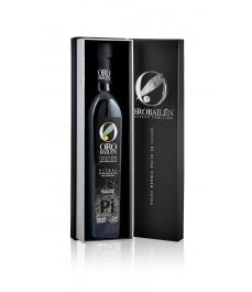 Oro Bailén Picual 500 ml - Coffret 1 bouteille verre