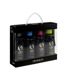 Oro Bailén - Estuche 4 variedades de botellas 250 ml