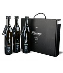 Valderrama Estuche de 3 variedades: arbequina, picudo y hojiblanca de 500 ML - Botella 500 ML