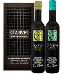 Cladium - Pappkarton 2 Glasflasche