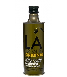 LA Organic Intense Original 500 ml Tin - 500 ml Tin