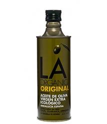 LA Organic Intense Original 500 ml Tin - 500 ml Tin