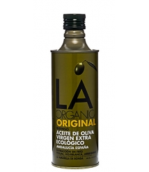 LA Organic Original Intenso Lata 500 Ml - Lata 500 Ml