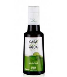 Oro Bailén Casa del Agua de 250 ml - Botella vidrio 250 ml.