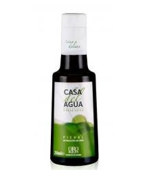 Oro Bailén Casa del Agua 250 ml - Glasflasche