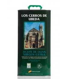 Los Cerros de Úbeda - Bidon métal 5 l.