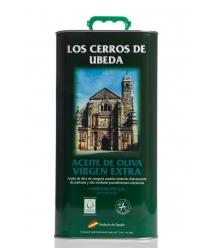 Los Cerros de Úbeda - Blechdose 5 l.