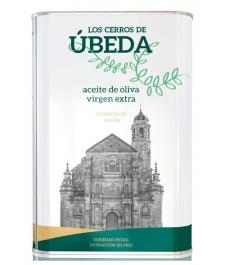 Los Cerros de Úbeda de 2,5 l. - Lata 2,5 l.