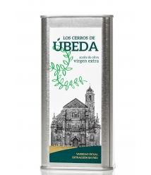 Los Cerros de Úbeda - Bidon métal 500 ml.